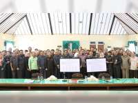 KPK Beri Pembekalan Tata Kelola Pemerintahan Yang Bersih dan Baik di Pemkab Bojonegoro