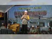 Kapolres Bojonegoro Ajak Jamaah untuk Waspadai Berita Hoax dan Radikalisme