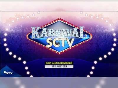 Acara Karnaval SCTV di Bojonegoro Dimeriahkan Dengan Sejumlah Lomba