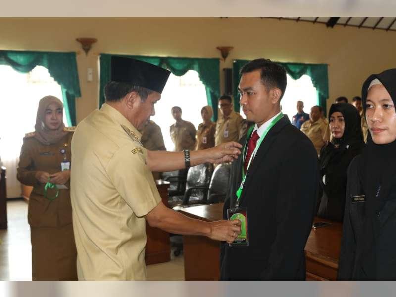 Pemkab Bojonegoro Gelar Diklat Kepemimpinan untuk Pejabat Struktural Eselon IV