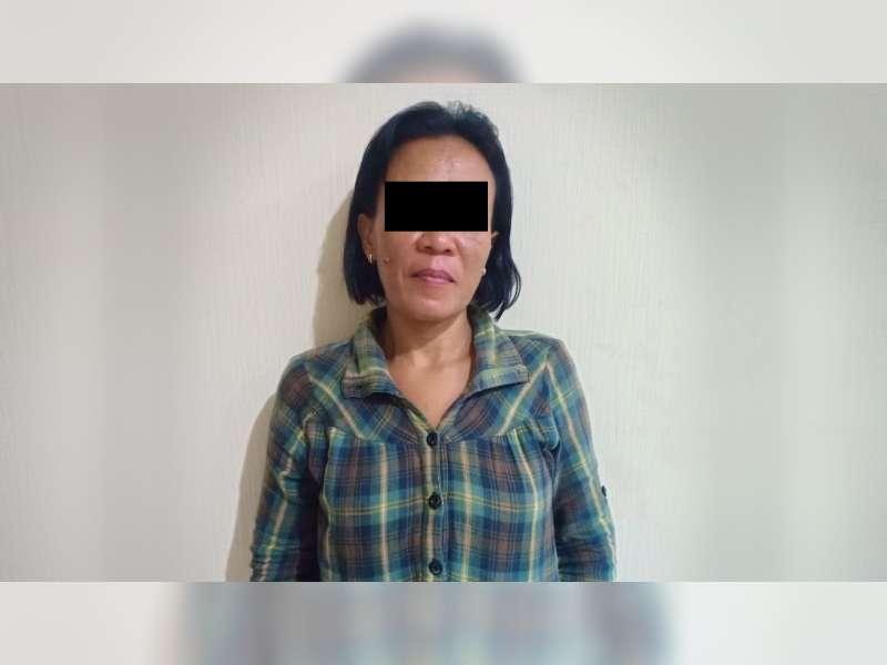 Polres Blora Amankan Seorang Perempuan Pengedar Pil Dobel L