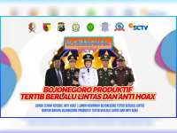Event Karnaval SCTV di Bojonegoro Mulai Digelar Besok