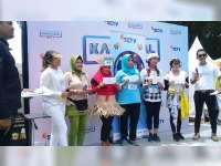 Inilah Pemenang Lomba Senam Karnaval SCTV di Alun-Alun Bojonegoro