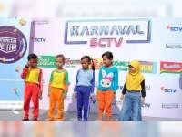 Inilah Pemenang Lomba Mewarna Karnaval SCTV di Bojonegoro