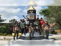 Rampung Dikerjakan, Monumen Tugu Integrasi di Bubulan Bojonegoro Siap Diresmikan