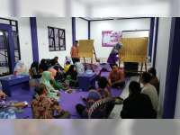 Kampus Ungu STIKes ICsada Bojonegoro Gelar Family Gathering dengan Mitra Usaha