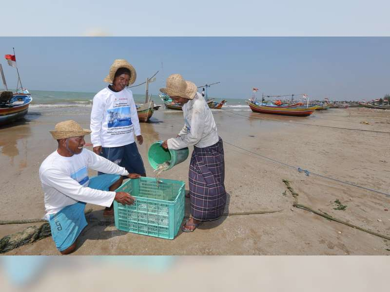 Bahari Lestari, Nelayan Berseri