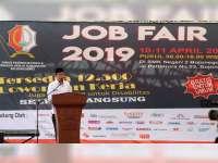Bojonegoro Job Fair 2019, Tersedia 12.500 Lowongan Kerja