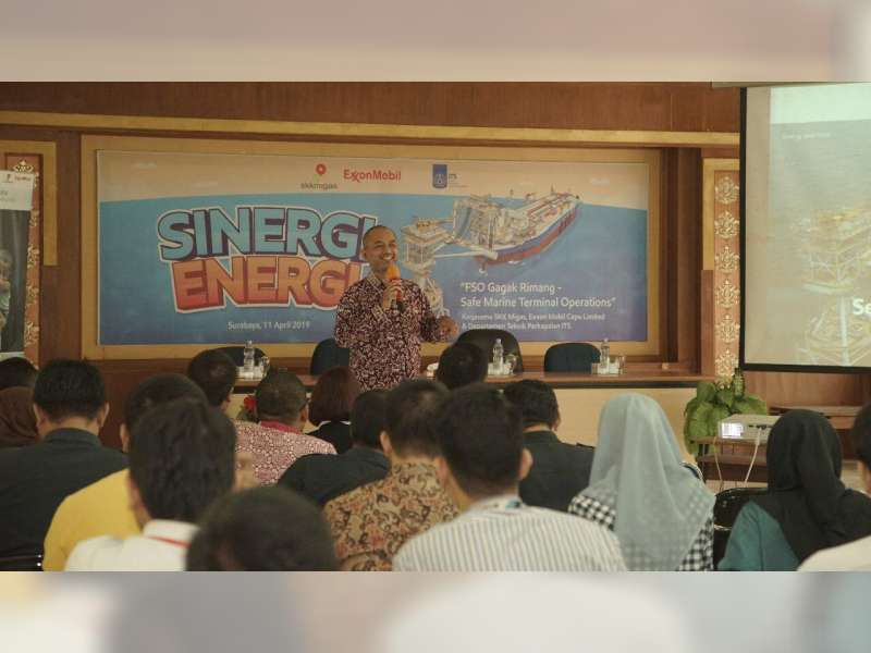 Sinergi Energi untuk Mewujudkan Link & Match Industri Hulu Migas dan Dunia Pendidikan