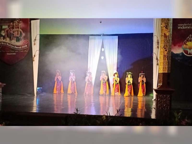 Pj Sekda Bojonegoro Hadiri Malam Gebyar Seni Budaya Kabupaten Kediri di Surabaya