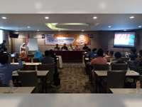 KPU Jatim Sosialisasi Tahapan Seleksi Calon Anggota KPU Kabupaten dan Kota, di Bojonegoro