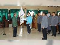 Pengurus KONI Kabupaten Bojonegoro Masa Bhakti 2019-2023, Dilantik