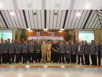 Inilah, Susunan Pengurus KONI Kabupaten Bojonegoro, Masa Bhakti 2019-2023