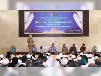 Pemkab Bojonegoro Gelar Peringatan Isra Mikraj Bersama Warga Binaan di Lapas Bojonegoro