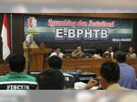 Pemkab Bojonegoro Luncurkan Program Pelayanan Aplikasi E-BPHTB