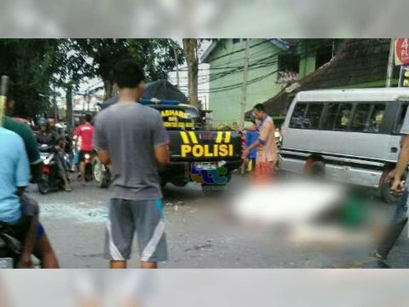 Kecelakaan Beruntun di Baureno Bojonegoro, Seorang Pengendara Motor Tewas di TKP