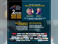 Rayakan Hari Jadi, AMSI Gelar Kontes Jurnalistik dan Seminar Anti Hoax