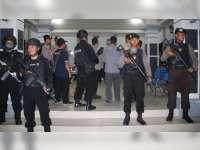 Polres Bojonegoro Perketat Pengamanan Penghitungan dan Rekapitulasi Suara di Tingkat PPK