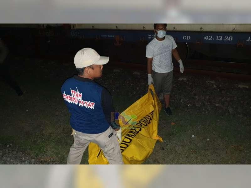 Identitas 2 Remaja Yang Tewas Tertabrak Kereta Api di Bojonegoro, Belum Diketahui