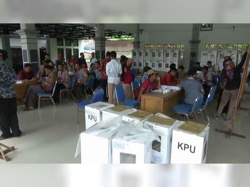 10 PPK di Bojonegoro Telah Selesaikan Rekapitulasi Penghitungan Suara Pemilu 2019