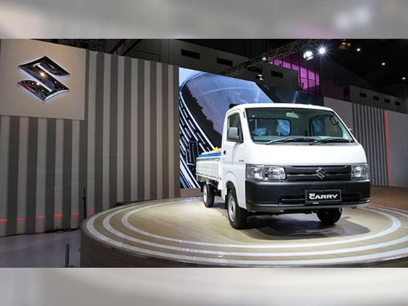 PT Suzuki Indomobil Sales, Luncurkan New Carry Pick Up