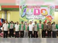 Kejuaraan Provinsi Judo Senior dan Junior Jawa Timur 2019, Digelar di Bojonegoro