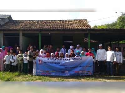 KDS Bojonegoro Gelar Bakti Sosial pada Anak-Anak Yatim Piatu dan Kaum Duafa