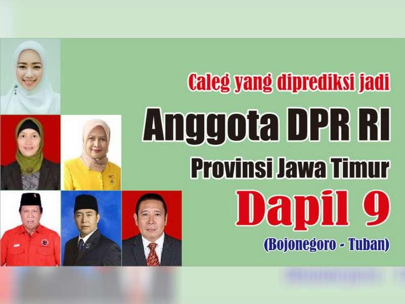 Profil Caleg Yang Diperkirakan Lolos Jadi Anggota Dpr Ri Dapil Jawa Timur 9 Beritabojonegoro Com