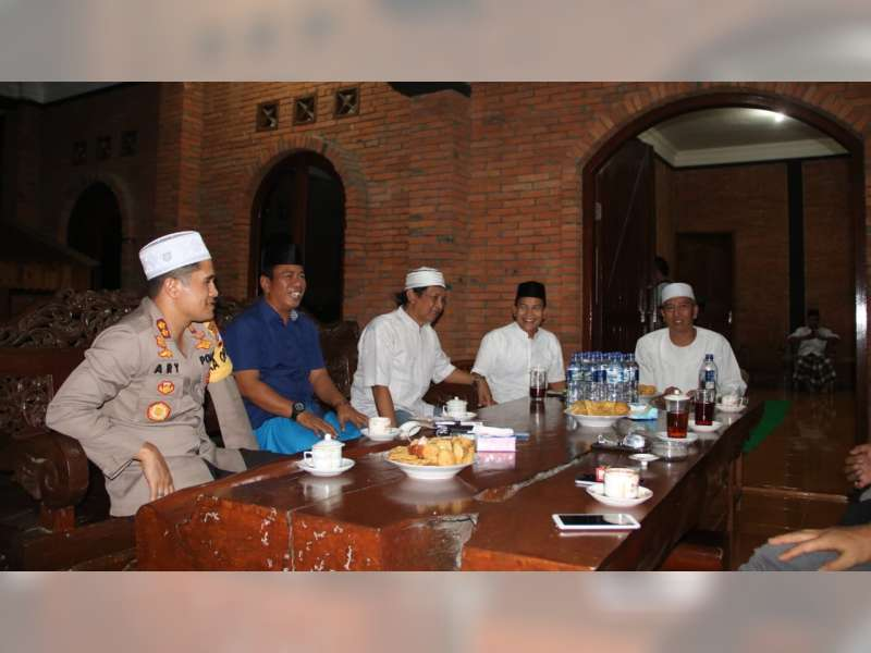 Jogo Bojonegoro, Kapolres Silaturahmi dengan Pengurus PSHT dan PSHW