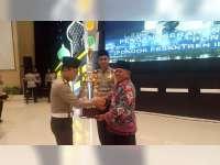 Polres Bojonegoro Sabet Sejumlah Penghargaan Lomba Poniras Polda Jatim