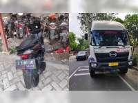 Kecelakaan di Baureno Bojonegoro, Seorang Pengendara Motor Luka-Luka
