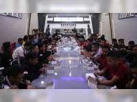 Jaga Persatuan Antar Perguruan Silat, Polres Bojonegoro Gelar FGD dengan BKP