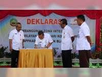 BPPKAD Blora Deklarasikan Pembangunan Zona Integritas Menuju Wilayah Bebas Korupsi