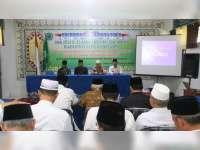 Halaqah Ramadan 1440 H, MUI Bojonegoro Kembali Tegaskan Tolak Rencana Aksi People Power