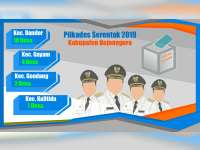 Inilah Bakal Calon Kepala Desa Yang Mendaftar Pilkades Serentak 2019 di Bojonegoro #2