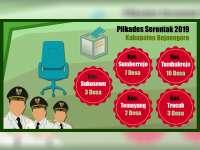 Inilah Bakal Calon Kepala Desa Yang Mendaftar Pilkades Serentak 2019 di Bojonegoro #6