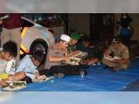 Kapolres Bojonegoro Pimpin Patroli Oklik dan Sahur on The Road