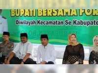 Wakil Bupati Harap Situasi  Kam tibmas Selama Pilkades Serentak di Bojonegoro Tetap Kondusif