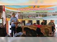 9.953 Rumah Tangga Miskin di Blora Akan Terima Bantuan Ternak Ayam Joper
