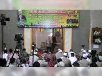 Peringati Nuzulul Quran, Polres Bojonegoro Gelar Tabligh Akbar Bersama KH Anwar Zahid