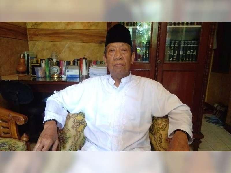 Ketua MUI Bojonengoro Prihatin dan Kecam Perusuh di Aksi 21 dan 22 Mei di Jakarta