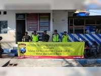 Pos Pantau Perempatan Pasar Sumberrejo Bojonegoro
