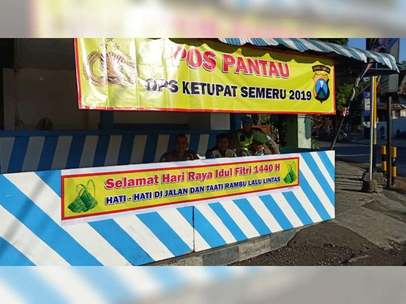 Pos Pantau Padangan Bojonegoro
