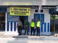 Pos Pantau Tinggang Kecamatan Ngraho Bojonegoro