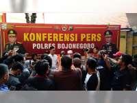 Janjikan Korbannya Jadi Perangkat Desa, Oknum Kades di Baureno Bojonegoro Ditangkap Polisi