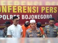 2 Orang Residivis Pelaku Pencurian Asal Sragen dan Demak, Ditangkap Polisi di Bojonegoro