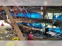 Kandang Ayam Milik Warga Kepohbaru Bojonegoro Terbakar, Kerugian Capai Rp 50 Juta