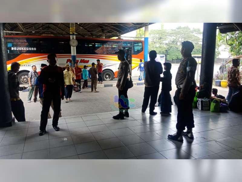 Puncak Arus Balik dari Terminal Rajekwesi Bojonegoro Diperkirakan Terjadi Pada H+4