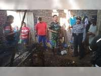 Memasak Lalu Ditinggal Keluar, Dapur Milik Warga Dander Bojonegoro Nyaris Terbakar