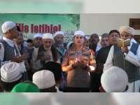 Hadiri Halal Bihalal, Kapolres Bojonegoro Ajak Jamaah Syukuri Nikmat